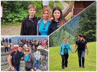 Prezidentka dovolenkovala v Tatrách!
