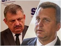 Anton Hrnko a Andrej Danko