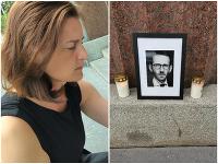 Ministerka kultúry Natália Milanová je zo smrti jej štátneho tajomníka zronená a nevie nájsť slová.