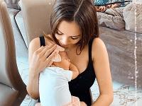 Monika Bagárová ukázala svoju dcérku v plnej kráse.