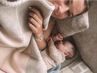 Cibulkovej manžel sa prvýkrát odfotil so synčekom