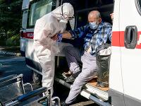 Počet potvrdených prípadov infekcie novým typom koronavírusu na Ukrajine sa za posledných 24 hodín zvýšil o 1172 na celkovo 71.056