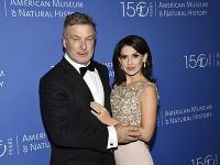 Alec Baldwin s manželkou Hilariou