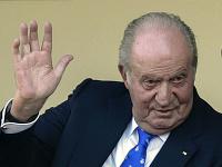 Bývalý španielsky kráľ Juan Carlos I.