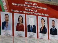 Kandidáti v prezidentských voľbách 2020.