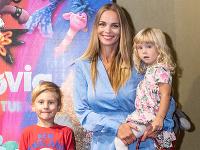 Milena Minichová je dvojnásobnou mamičkou.