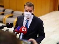 Štátny tajomník rezortu diplomacie Martin Klus