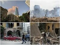 Výbuchy v Bejrúte