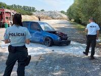 Príčinu nehody polícia vyšetruje