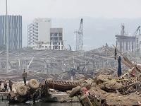 V dôsledku výbuchu muselo svoj domov opustiť 250.000 až 300.000 ľudí.
