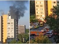 Tragický požiar v českom Bohumíne