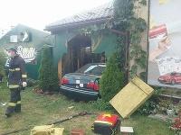 Dopravná nehoda v Liptovskom Mikuláši
