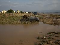 Búrka na gréckom ostrove Euboia si vyžiadala tri životy