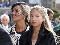 Kate Moss so svojou dcérkou Lilou.