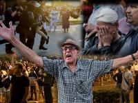 Od vyhlásenia výsledkov prezidentských volieb sa v Bielorusku spustili masívne nepokoje.