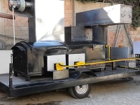 Mobilné krematórium umožní aj chudobným ľuďom pochovať svojich blízkych.
