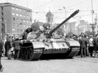 Okupácia v roku 1968