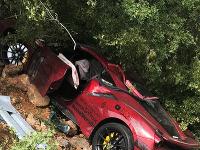 O nehode informovali viaceré médiá, medzi nimi aj 24sata.