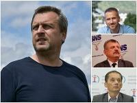 Andrej Danko sa zrejme postaví ako protikandidát Antonovi Hrnkovi