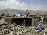 Afganistan sužujú bleskové povodne