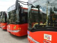 Autobusy v Prešove
