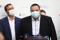 Zasadnutie Pandemickej komisie vlády SR