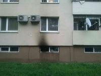 Pre požiar bytovky v Dunajskej Strede museli hasiči evakuovať 25 osôb