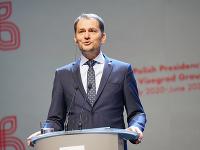 Predseda vlády Slovenska Igor Matovič