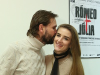 Ján Ďurovčík s manželkou Barborou