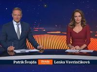 Patrikovi Švajdovi sa v Televíznych novinách opäť poplietol jazyk.