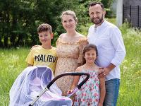 Ondrej Kandráč má doma už tri malé poklady.