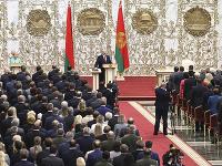 Lukašenko reagoval na neuznanie jeho inaugurácie