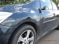 Opitá vodička spôsobila nehodu a v jazde pokračovala ďalej