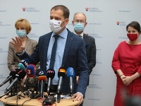 Igor Matovič po rokovaní pandemickej komisie