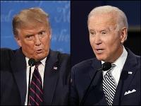 Trump a Biden sa stretli v televíznej debate.