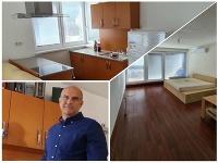 Milan Lučanský sa zbavil svojho bytu v hlavnom meste.