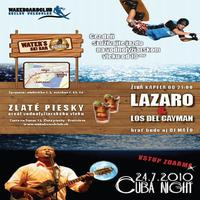Kubánska noc na Zlatých Pieskoch