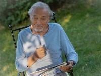 Karel Gott bol okrem výborného hudobníka aj talentovaným maliarom.