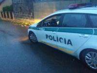 Polícia zadržala podozrivého páchateľa
