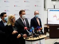 Minister zdravotníctva Marek Krajčí sa vyjadruje k aktuálnej situácii