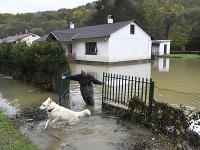 V Kysaku odstraňujú následky povodne