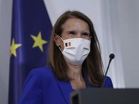 Belgická premiérka Sophie WIlmesová