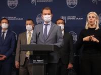 Vláda Igora Matoviča dnes poverila armádu pri organizovaní jedného z najväčších testovaní národa na koronavírus.