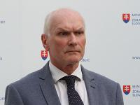 Prezident Slovenskej lekárskej komory Marian Kollár