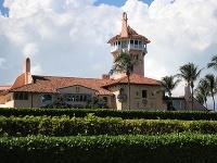 Trumpova rezidencia Mar-a-Lago na Floride.
