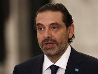 Trojnásobného libanonského premiéra Saada Harírího vymenovali vo štvrtok už po štvrtý raz za predsedu vlády