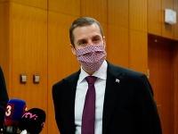 Tajomník slovenského ministerstva zahraničných vecí Martin Klus