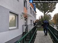 Polícia mužov zatkla začiatkom týždňa