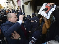 Proti sprísneniu zákona o interrupciách v Poľsku sa protestovalo i v kostoloch