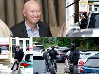 NAKA zadržala viacero sudcov. V putách skončil aj vplyvný podnikateľ a právnik Zoroslav Kollár.